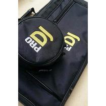 Bag Case Controladora N4 Numark Com Bag Para Fone