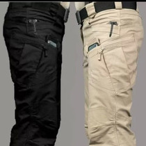 Pantalón Táctico Reforzado Talles Especiales