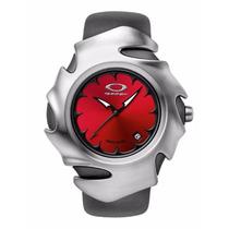 Reloj Oakley Blade Ii Sunburst Red Original Nuevo En Caja