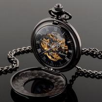 Reloj De Bolsillo Mecánico ( De Cuerda)