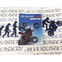Kit Estoperas Yamaha Jog 3kj Nextzone Aprio Artistic 4 Pzas