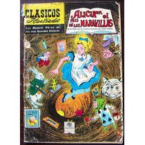 Historieta Alicia En El Pais De Las Maravillas N°16