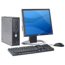 Remate Computadora Dell Gx520 Ht De2.8 Ghz.lcd 17 Mem 2gigas