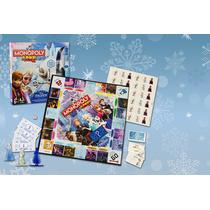 Monopoly Frozen Junior Entregas Gratis En Caba