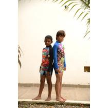 Vestidos De Baño Y Conjuntos De Natación Para Niñas Y Niños