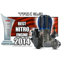 Motor Traxxas Trx 3.3 Completo Tra 5407 Revo Jato T-maxx