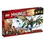 Lego Ninjago 70593 Nrg Dragon Verde