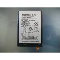 Bateria Motorola Moto X Ex34 Xt1053 Xt1058 Xt1060