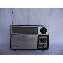 Antigo Radio De Mesa Da Marca Sanyo Rp-8351 (cod.177)