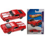 Hot Wheels 2013 68 Ford Shelby Gt 500 # 245 Solo Envios
