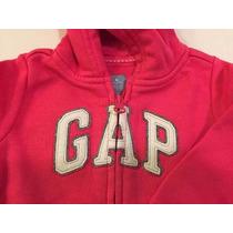 Moleton Gap Infantil C/ Ziper. Original Gap Eua Com Etiqueta