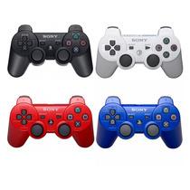 Controle Ps3 Sem Fio Dualshock 3 Sony Playstation 3 Colorido