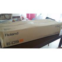 Teclado Roland E-09 Nunca Usado, Ainda Na Caixa