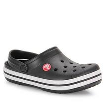 Sandália Infantil Crocs Crocsband - 22 Ao 30 - Preto