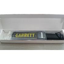 Detector De Metales Portátil Marca Garrett.