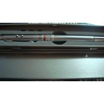 Boligrafo 4 En 1 Apuntador Laser Lampara Señaladory Plumaidd