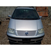 Deshueso Volkswagen Sharan 2004. Impecable!!!