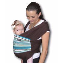 Fular Elástico Calidad Gratis Mandil Lactancia Mami Ama Bebé