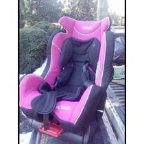 Sillita Butaca Auto Infanti Rosa