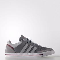 Zapatillas Adidas Cacity Gris/rojo