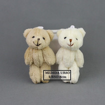 Chaveiro Mini Ursinhos(8cmts)