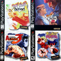 Street Fighter Alpha 1, 2 Y 3 + Pocket Fighter Para Ps3