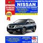 Nissan Pathfinder R50 (disponibles Manuales Desde 1994-2014)