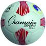 Balon De Futbol Sala N° 3.8 Champion Vulcanizado Bajo Bote