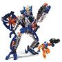 Juguete Mega Bloks - Neo Shifters Robot -magna Rex -azul-pa