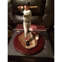 (clubhouse44) Ted Williams Figura De Beisbol Upper Deck