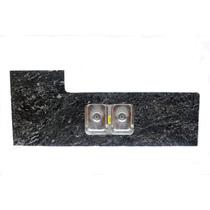 Mesadas De Granito Marmol Negro Boreal - Somos Fabricantes