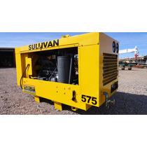 Compresor Sullivan 125 Libras Atlas Copco Ingersoll Rand