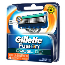 Kit Gillette Fusion Proglide 12 Cargas - Promoção - S/ Frete