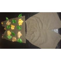 Disfraz De Árbol Para Niños Unisex Talle 4