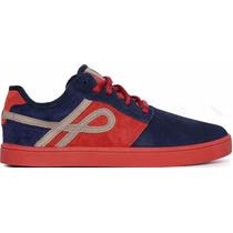 Tênis Öus Naccarato Tricolor Uni Skate Sneakers Urban Wear