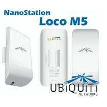 Ubiquiti Nanostation Loco M5 Hasta 316mw Antena 13dbi