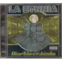 La Etnnia - Stress Dolor &.( Hip Hop Rap Colombiano) Cd Rock