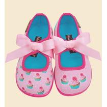 Zapatos Para Niñas Hot Chocolate Design ( Mini Chocolaticas)