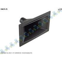 Corneta Retangular Para Driver 151x164x274 - Selenium