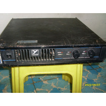 Remato Amplificador Yorkville Serie Ap-4040,2x1200 Watts Rms