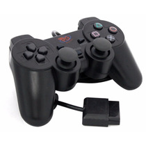 Controle Playstation 2 Ps2 Dual Shock Novo + Nfe