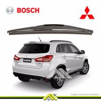 Limpador Para-brisa Traseiro Mitsubishi Asx Original Bosch