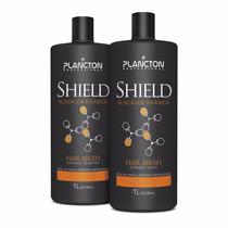 Escova Plancton Shield Blindagem Dinâmica Redução De Volume