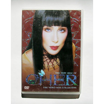 Cher The Very Best Of, Video Hits Collection Dvd Mexicano