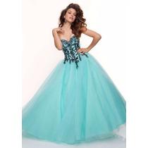 Lindo Vestido Para Debutantes