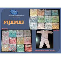 Pijamas Para Bebes (t-0, T-1, T-2)