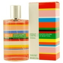Beneton Essence Woman Edt 100ml Original