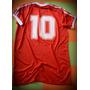 Camiseta Independiente Retro 1988 Bochini 10 Mita