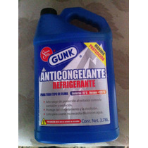 Anticongelante Refrigerante Gunk