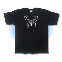 Playera Araña, Spider Man, Comic, Camisa Airbrush Phantomasx